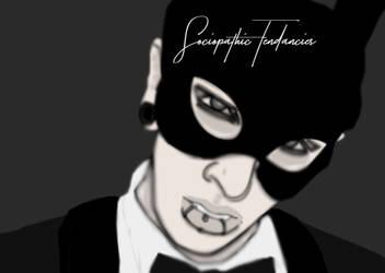 Sociopathic Tendencies by Blackhorseofcthulhu