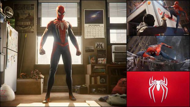 Spider-Man ps4 wallpaper