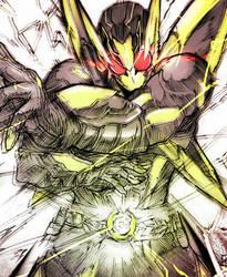 Kamen Rider Zero One Shining Hopper