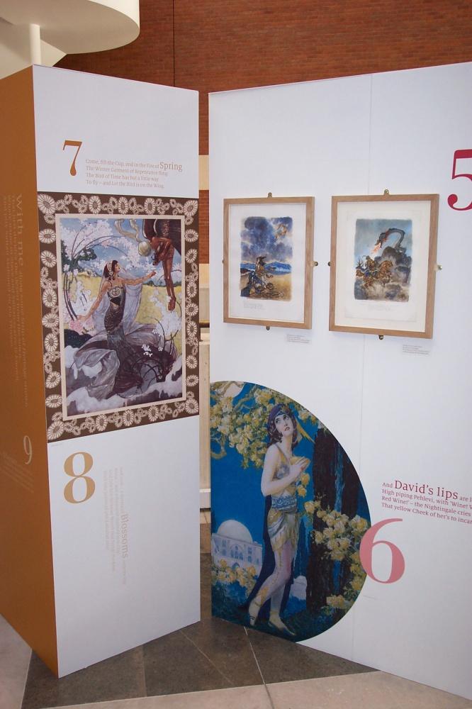 Rubaiyat Exhibition 2 by Himmapaan