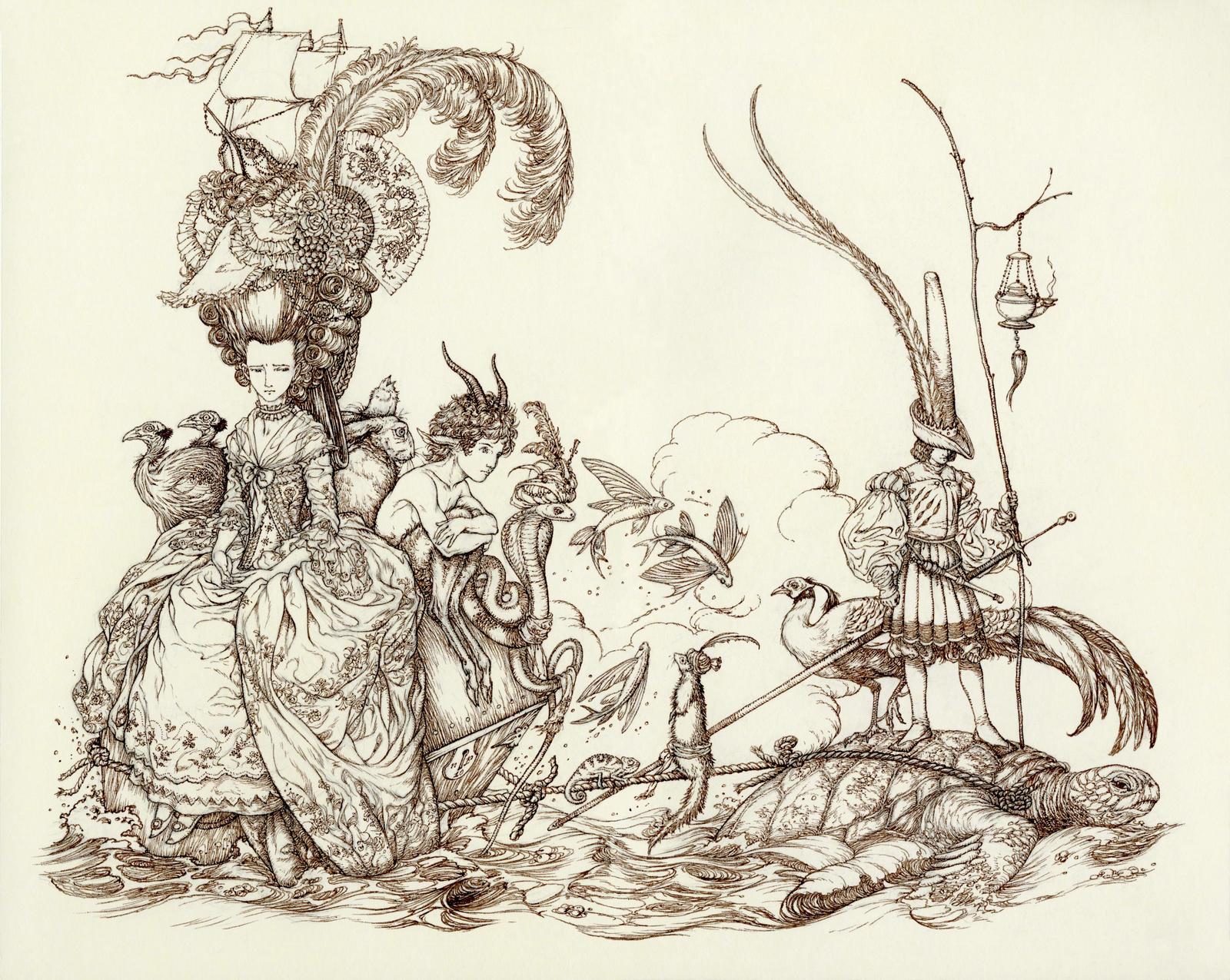 Adrift by Himmapaan