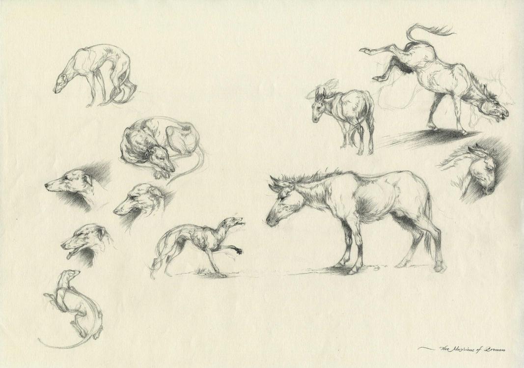 Bremen Studies 1 by Himmapaan