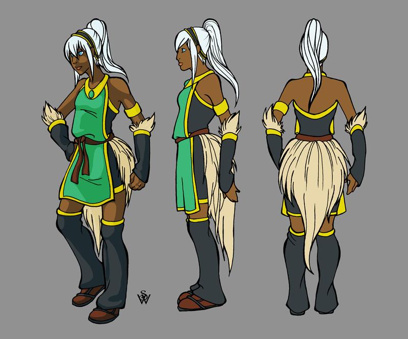 Game Design - Character Design by CookieAsylum on DeviantArt