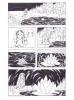 Kamala -page one- by Amandazon