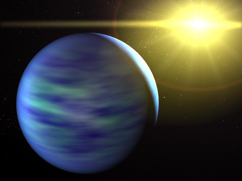El Planeta Dussia por TresenellaArt