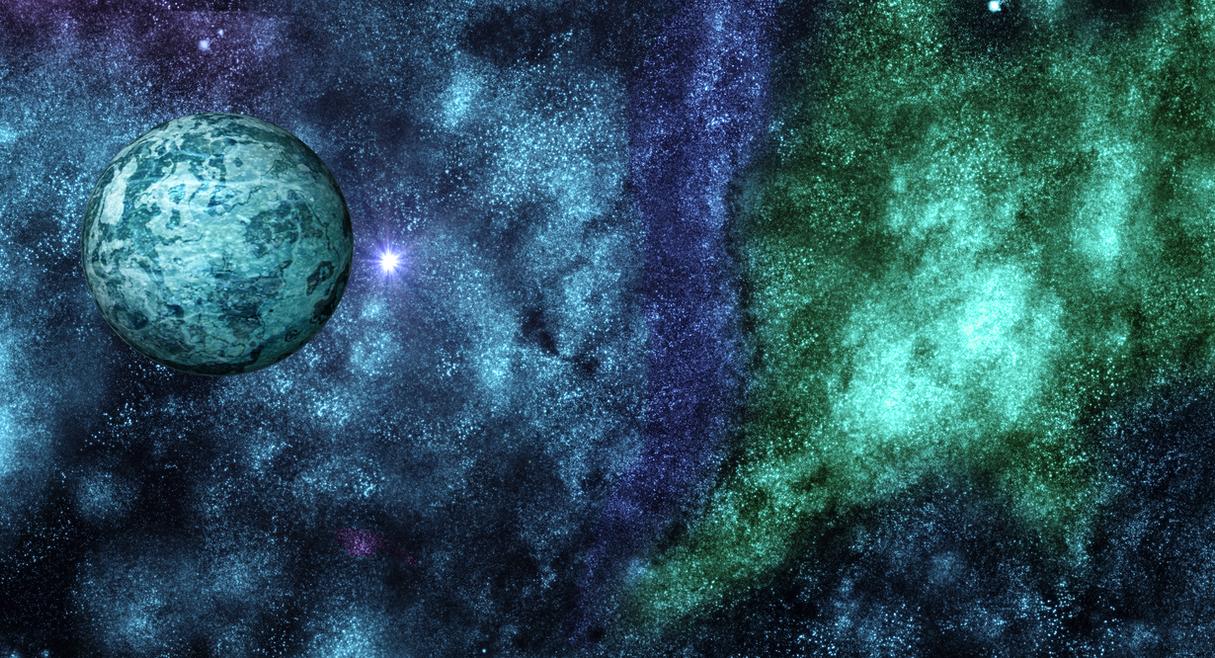 El Planeta Nurmuju by Jakeukalane
