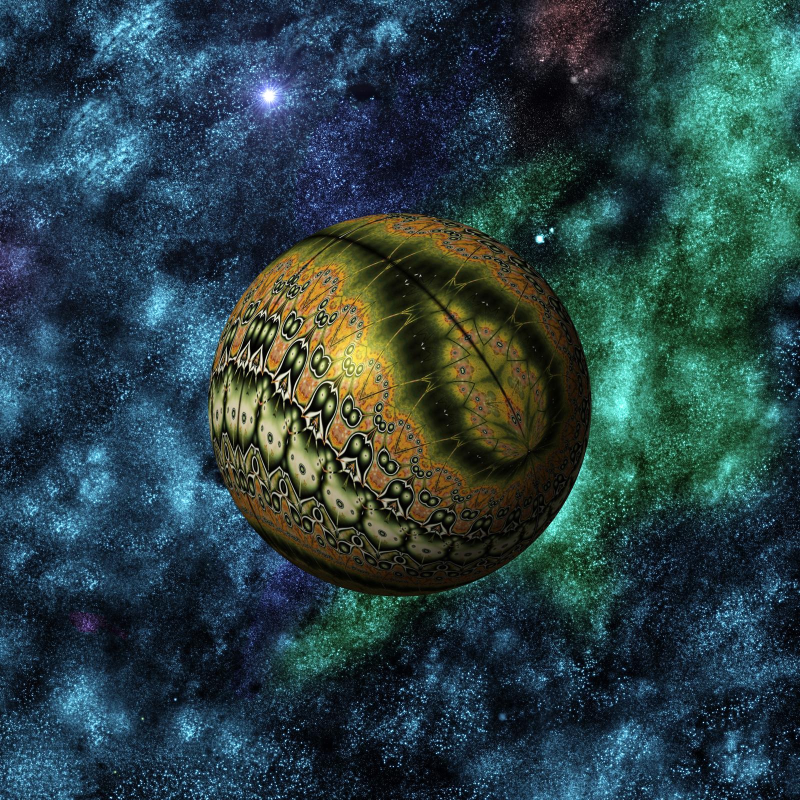El Planeta Hullandwa by Jakeukalane