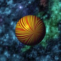 El Planeta Hurminiwa by Jakeukalane