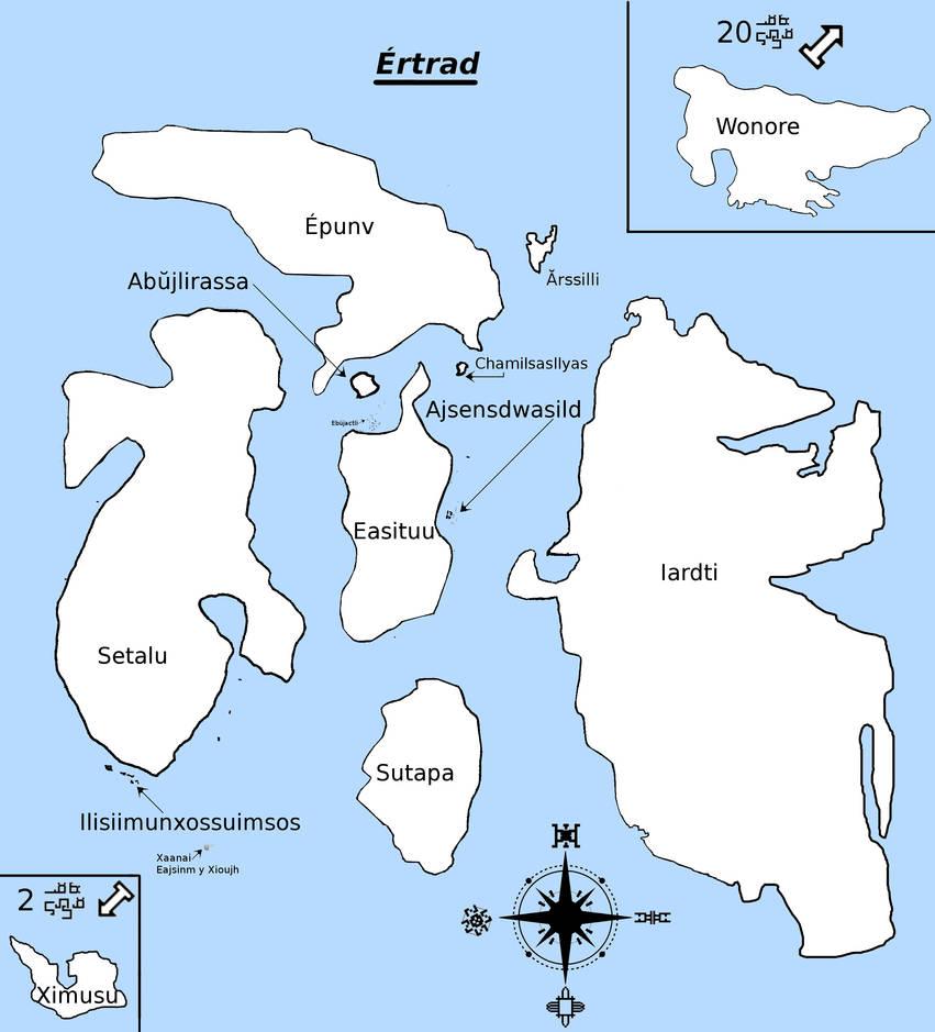Mapa de Ertrad (seccion) by Jakeukalane