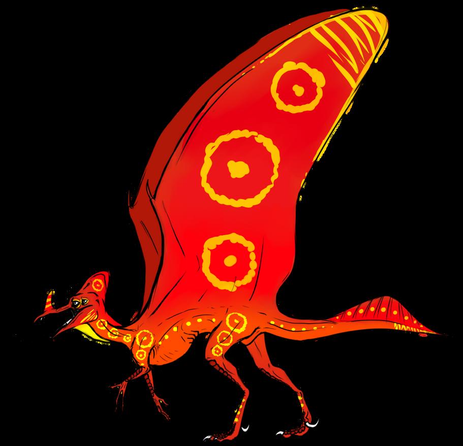 Red Upandu by *Keberyna, adopted by Jakeukalane