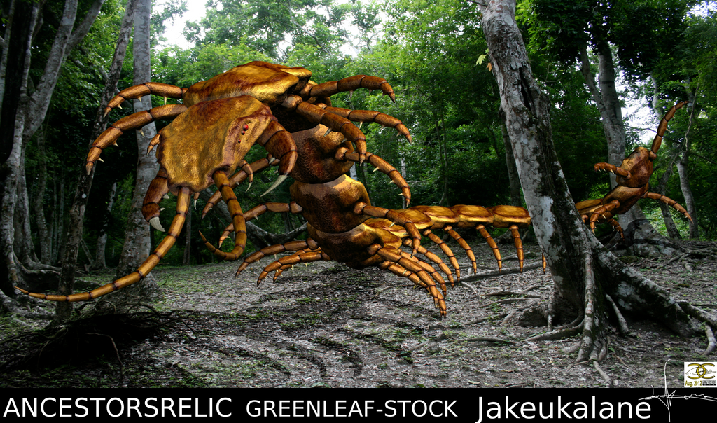 Tiranopendra de Setalu by ~ancestorsrelic modified by Jakeukalane
