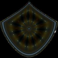 Shield Of Melancholic Energy by Jakeukalane