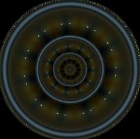 Circle of Melancholic Energy by Jakeukalane