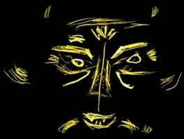 Old Art: The Golden Masugran by Jakeukalane