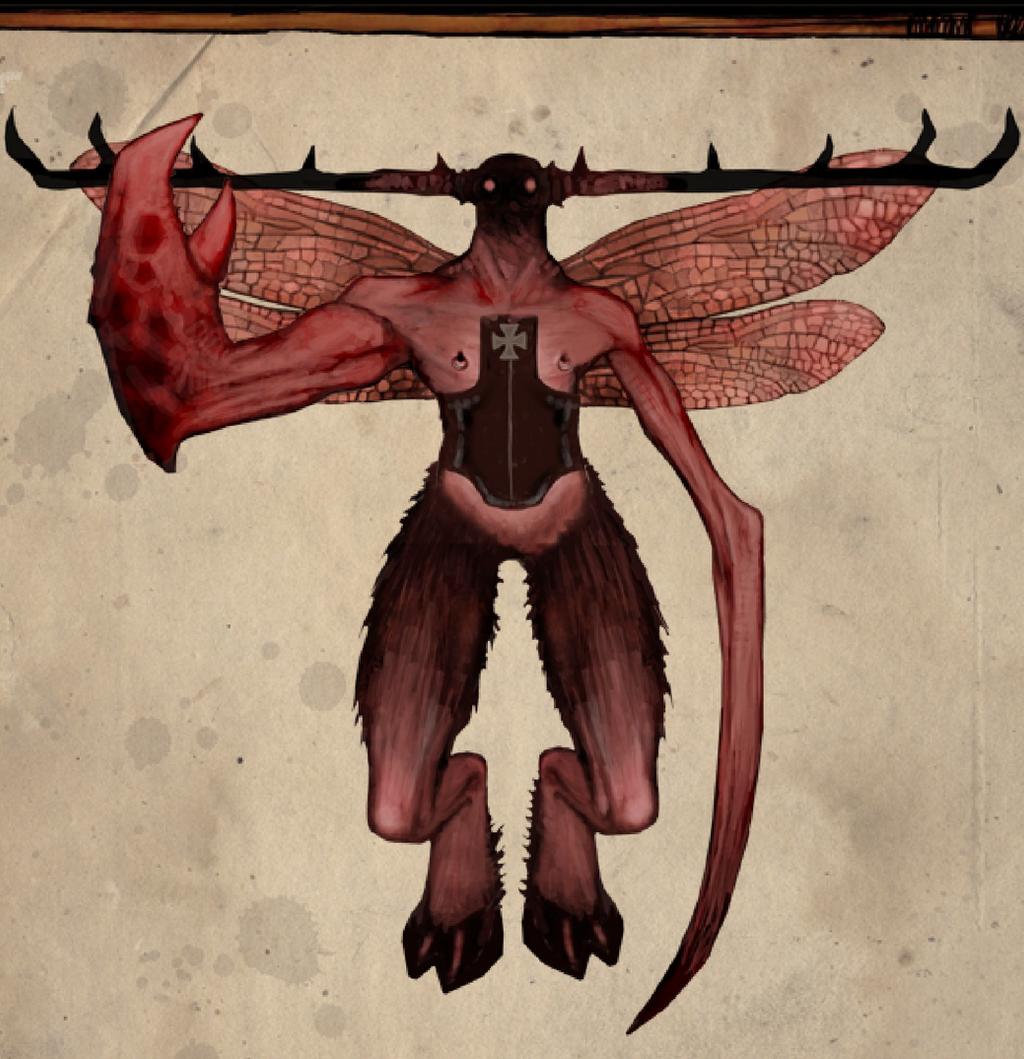 Los Demonios Pllana by Jakeukalane