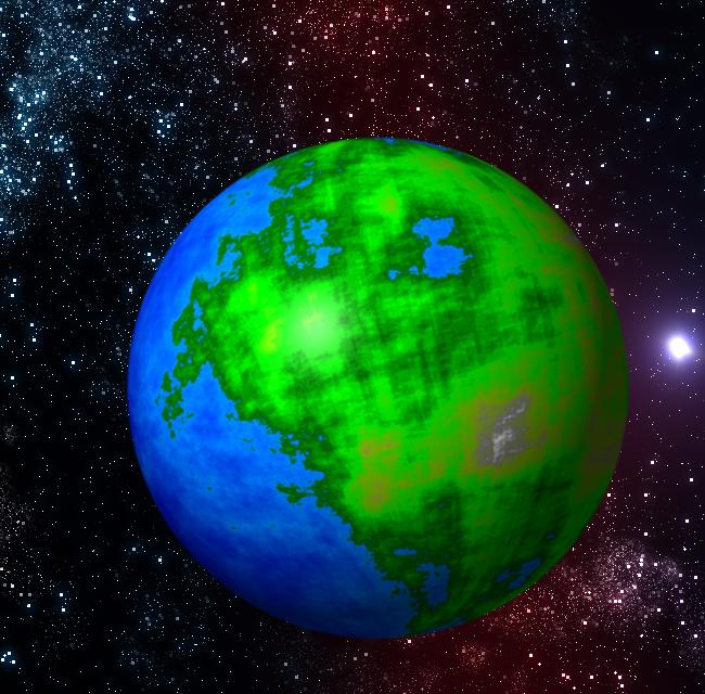 El Planeta Trunakhi by Jakeukalane