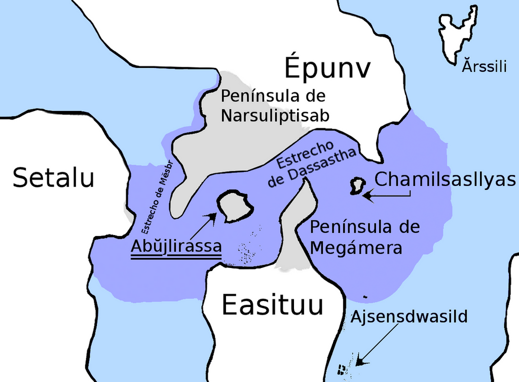 Emplazamiento de Abujlirassa by Jakeukalane