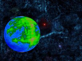 El Planeta Xarbbydos by Jakeukalane