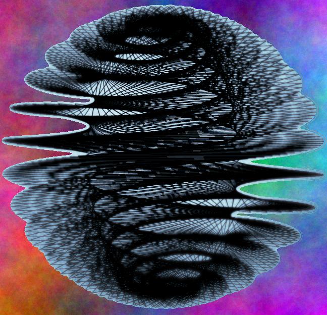 The Spiral of No-extinction by Jakeukalane