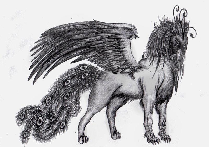 Los Grifos reales por Ailoncha