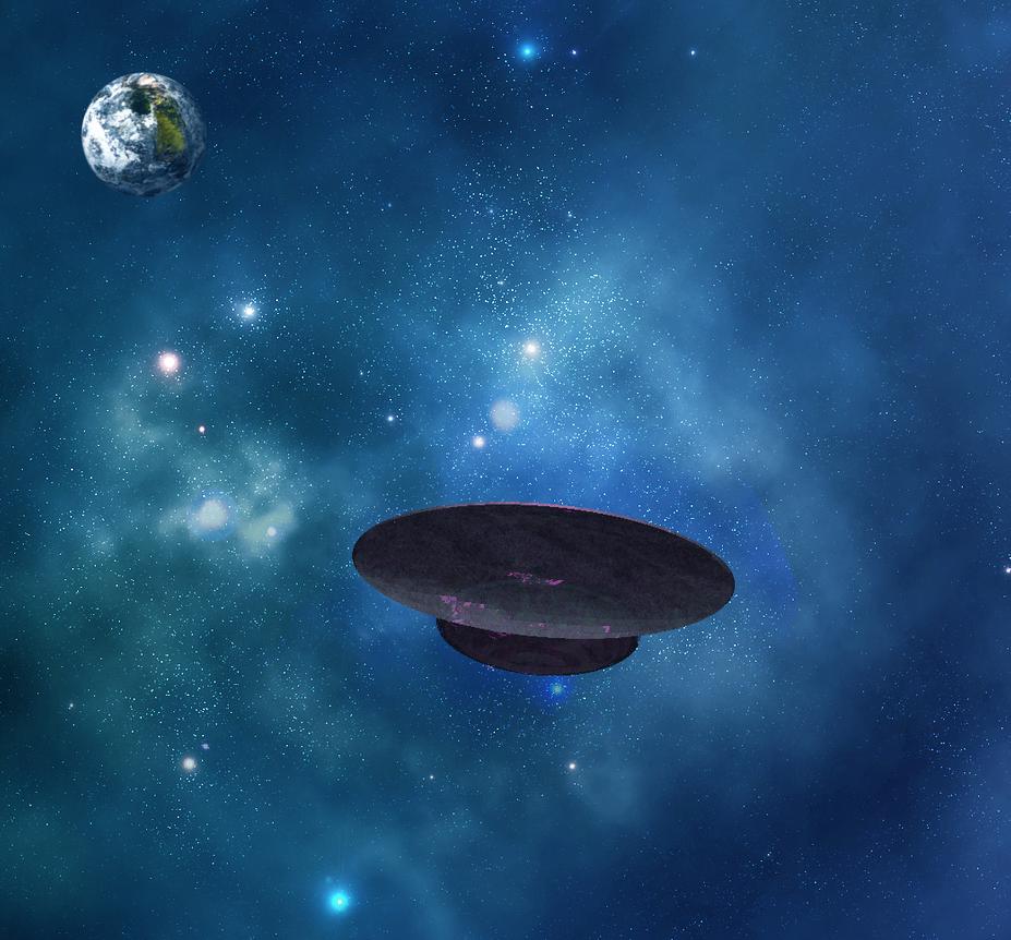 Nave espacial de los Xalonidos by Jakeukalane