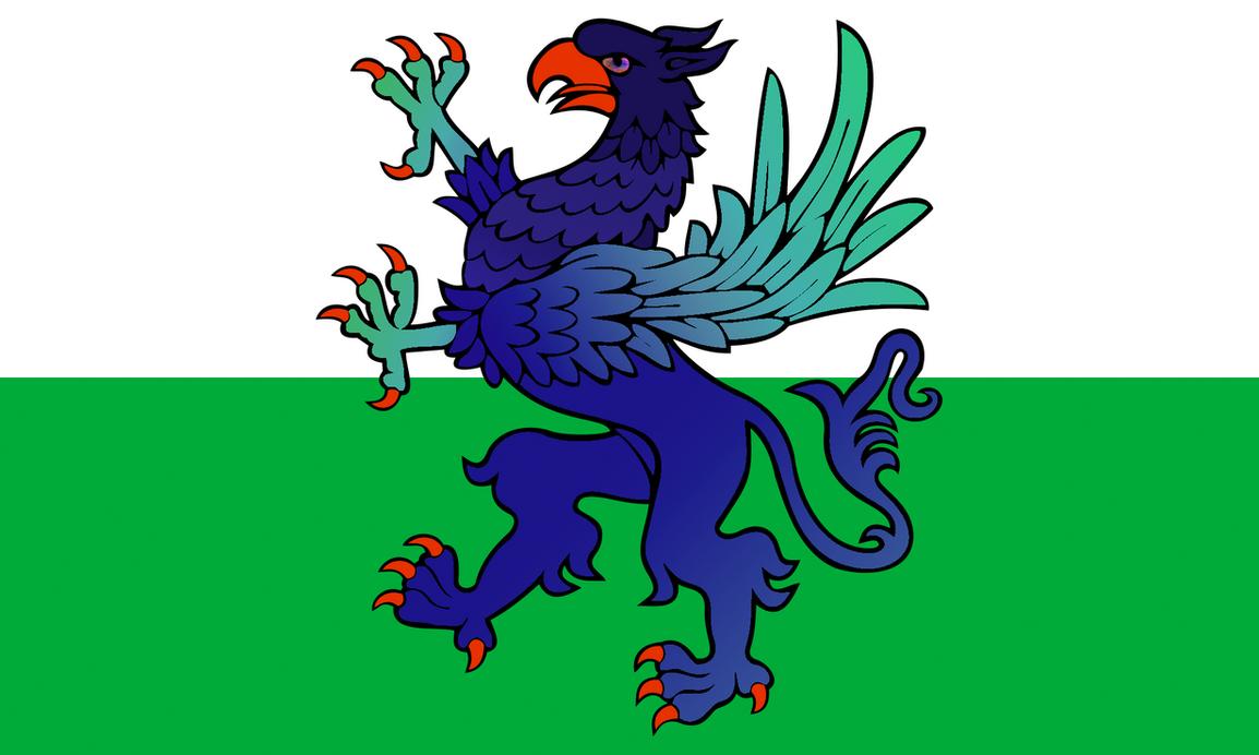 Flag of Griffin-Cymru by Jakeukalane on DeviantArt