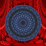 The Blue Portal to the Bloody Interplanar Place