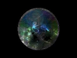 21 Spheres: Vaerau (V) by Jakeukalane