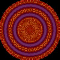 The Symbol of the Purple Sun by Jakeukalane
