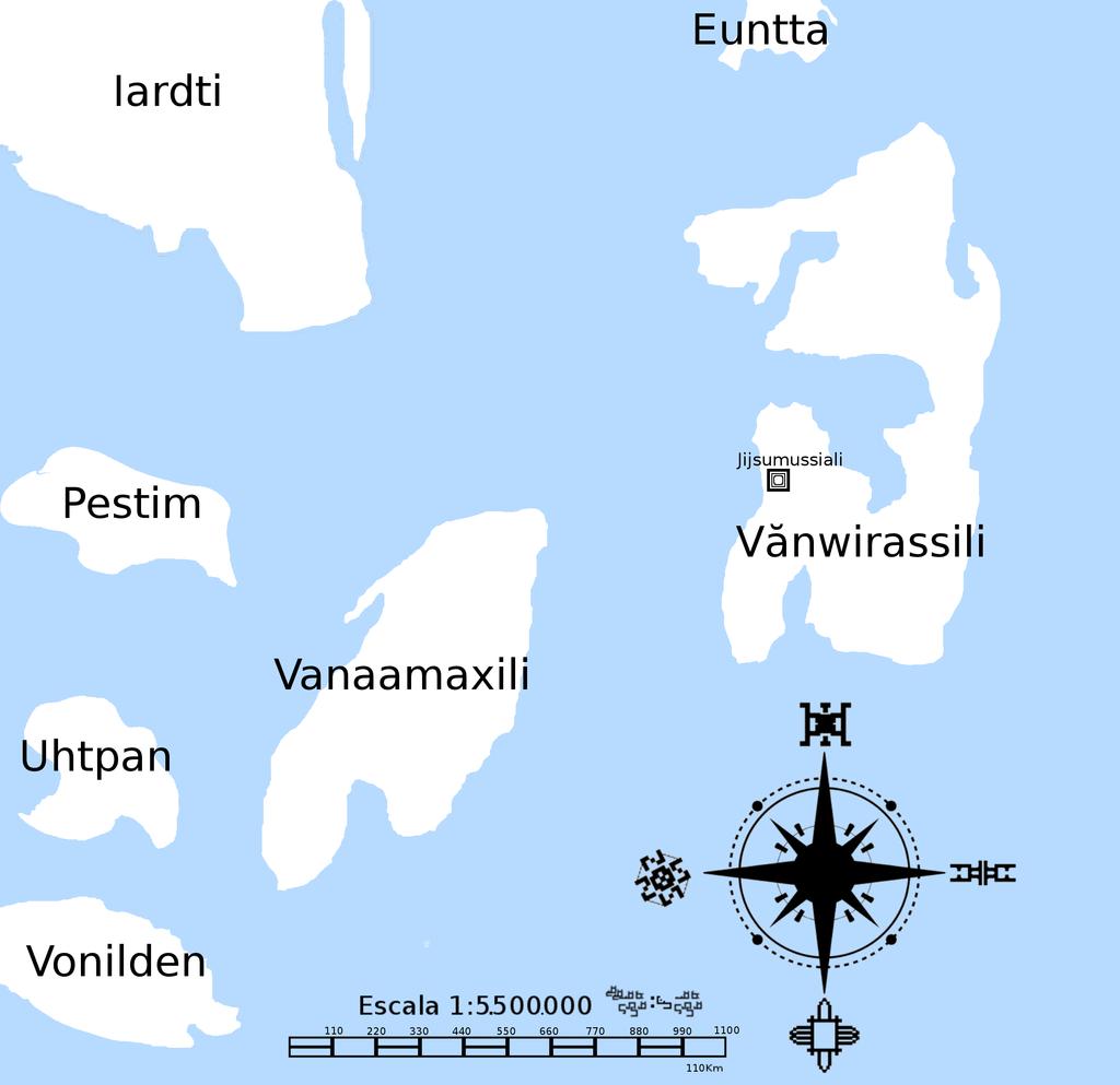 Alrededores de Vanwirassili by Jakeukalane