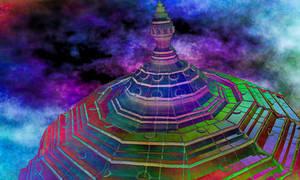 El Templo Wy de Lupravala by Jakeukalane