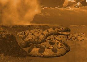 Las Serpientes Thal de Sarqoipei by Jakeukalane