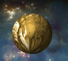 El Planeta Sundadarnya by Jakeukalane