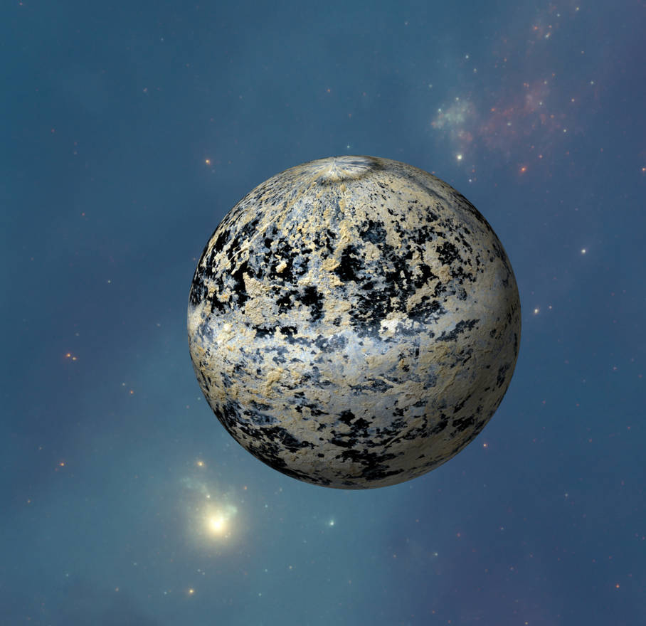 El Planeta Lwaquiyena by Jakeukalane