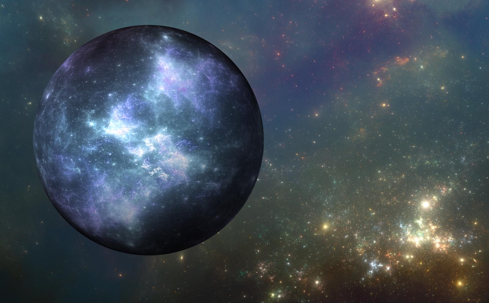 El Planeta Nebulosa by Jakeukalane