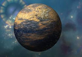 El Planeta Runuwa by Jakeukalane