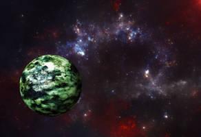 El Planeta Warji II: Epoca Qwpa by Jakeukalane
