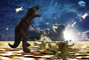 La Destruccion del Planeta Whytu by Jakeukalane