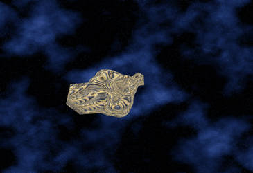 Nave espacial dussiana antigua