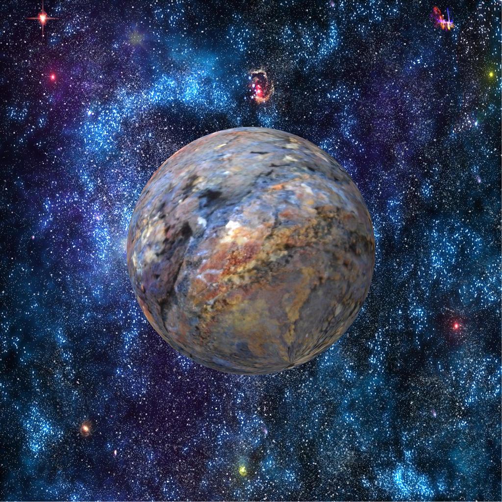 El Planeta Noamu by Jakeukalane