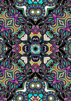 Los Geometricos by Jakeukalane
