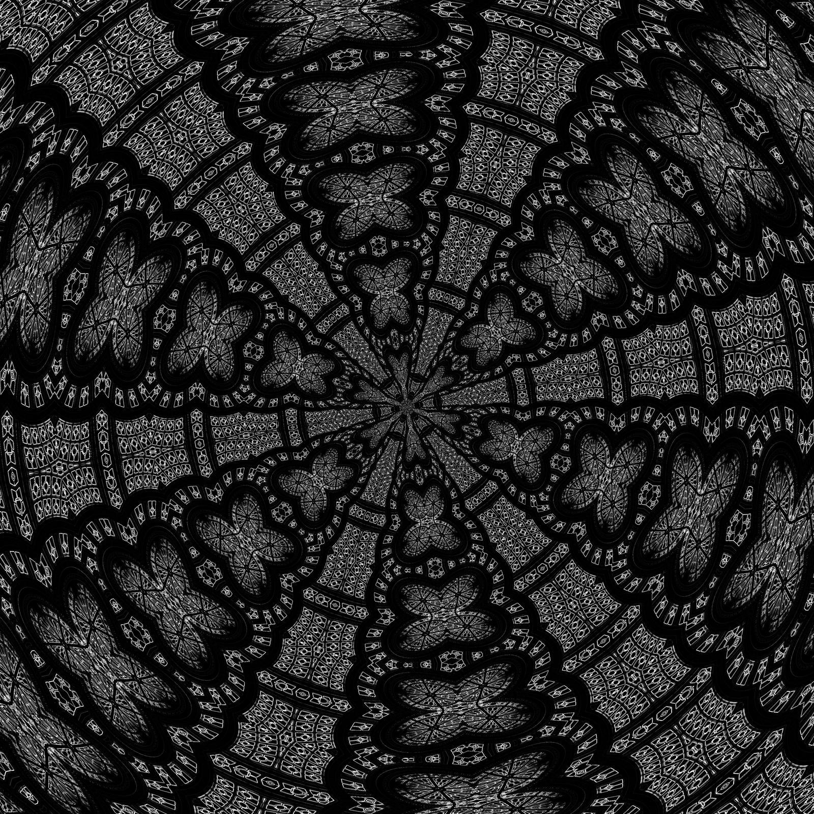 The Black Radiation by Jakeukalane