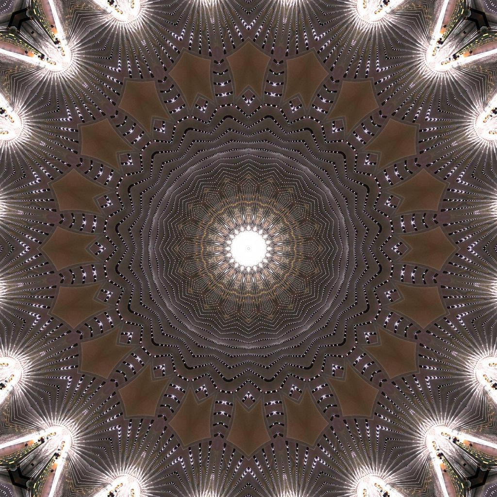 The Solar Vortex by Jakeukalane