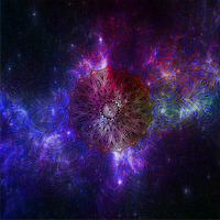 Parati del Cosmos I by Jakeukalane