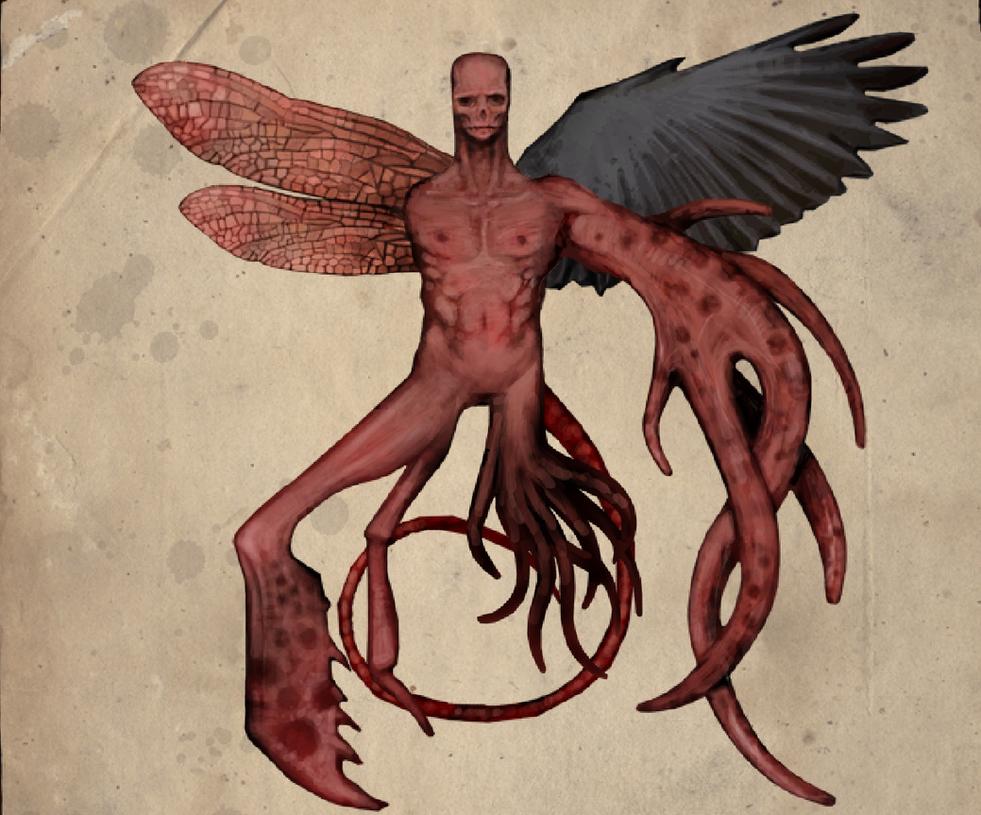 Los Demonios Jibtyg by Jakeukalane