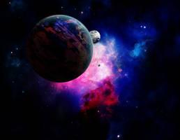 El Planeta Vyttsaehaehsa'a'ca'eeal by Jakeukalane