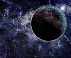 The Pshamyr Planet by Jakeukalane