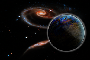 El Planeta Tukhswa by Jakeukalane