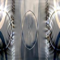The Planar Vibration II by Jakeukalane