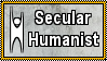 Secular Humanist by Jakeukalane